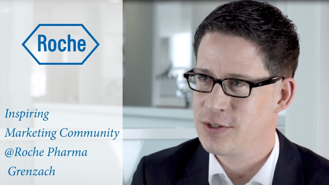 Inspiring Marketing Community @ Roche Pharma Grenzach