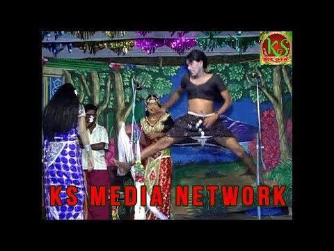 மேடையில் கபடி ஆடும் கள்ளிசேரி ராதா | KS MEDIA NETWORK