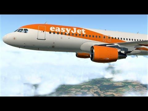 X Plane 11 - Flight Factor a320 (Auto-land)