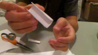 how to make a paper npg 6 part 6