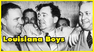 A Louisiana Political Geography 2-Northern  - Louisiana Boys episode #9