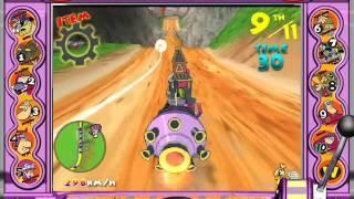 Wacky Races game