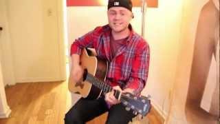 Meet Virginia- Train (Zach Majors Acoustic Cover)