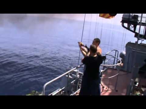 Руски боен кораб отговаря на набег на Сомалийски пирати