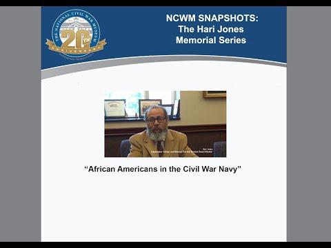 "NCWM SNAPSHOTS: ""African Americans in the Civil War Navy"""