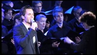 OD and Peter Jöback sing Decembernatt / Halleluja