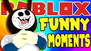 Best of Roblox (Funny Moments Montage) 🐰 Samgladiator
