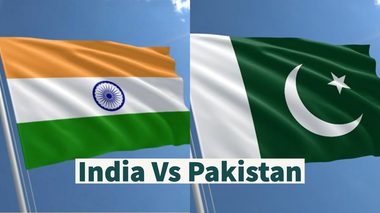 Difference between India and Pakistan