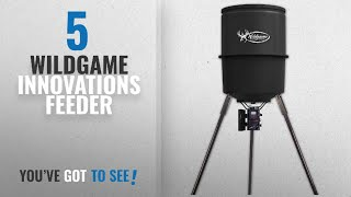 [626.20 KB] Top 10 Wildgame Innovations Feeder [2018]: Wildgame Innovations W225D Tri-Pod Digital Feeder,