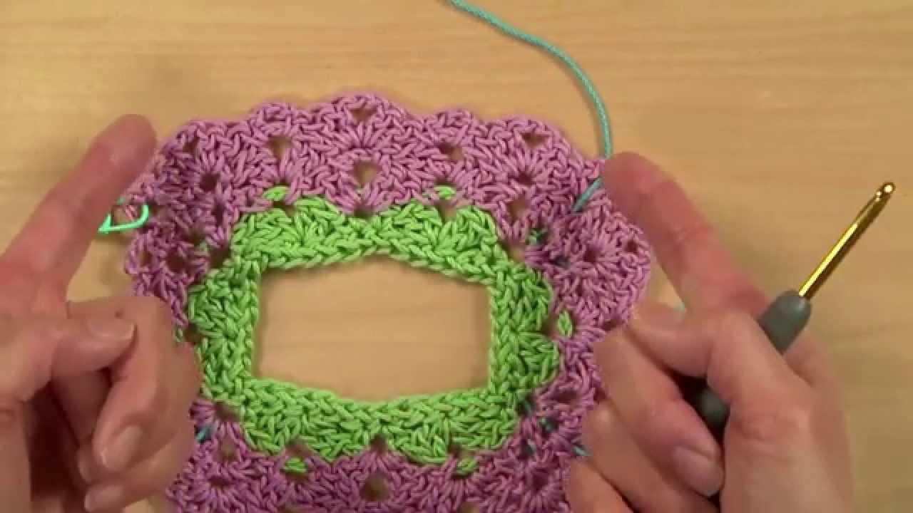 3d279aa416e7 How to Do Top Down Seamless Crochet - YouTube