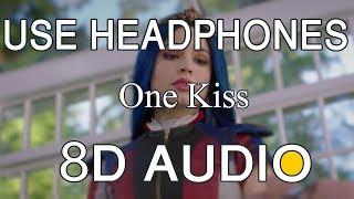 One Kiss (8D AUDIO🎧)