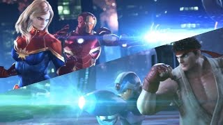 Marvel vs Capcom: Infinite — Кто круче? (HD) PSX 2016