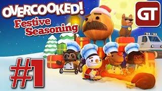 Thumbnail für Overcooked - Festive Seasoning