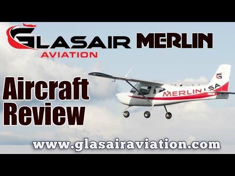 Glasair Merlin, Glasair Aviation's Merlin Light Sport