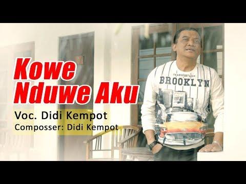 Didi Kempot - Kowe Nduwe Aku [OFFICIAL]
