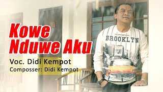 Download Mp3 Didi Kempot - Kowe Nduwe Aku