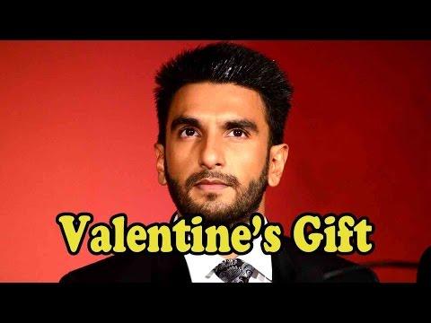 Ranveer Singh Gives 3 Tips For Valentine's Day