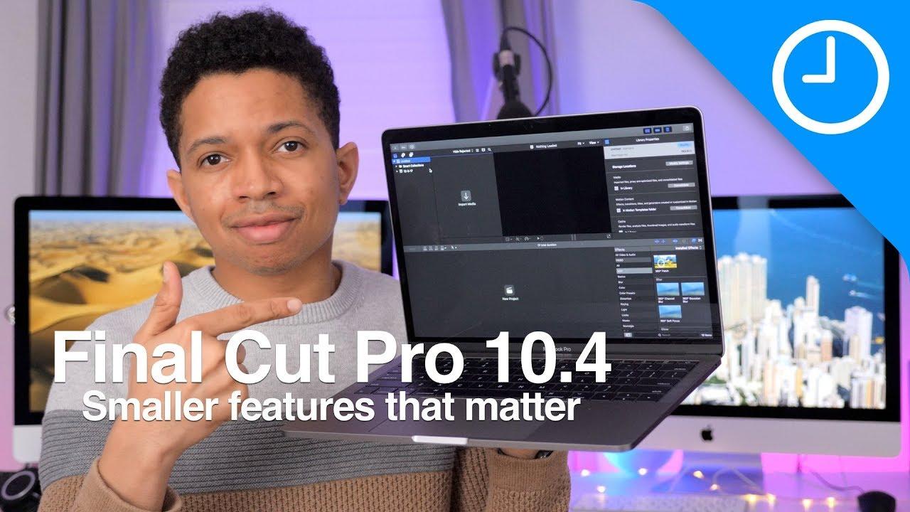 Final Cut Pro X 10 4 Tips, Tricks and Tutorials | Jonny
