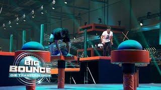 Big Bounce - Die Trampolin Show - Promi-Special | Igor Dolgatschew vs.Erich Klann