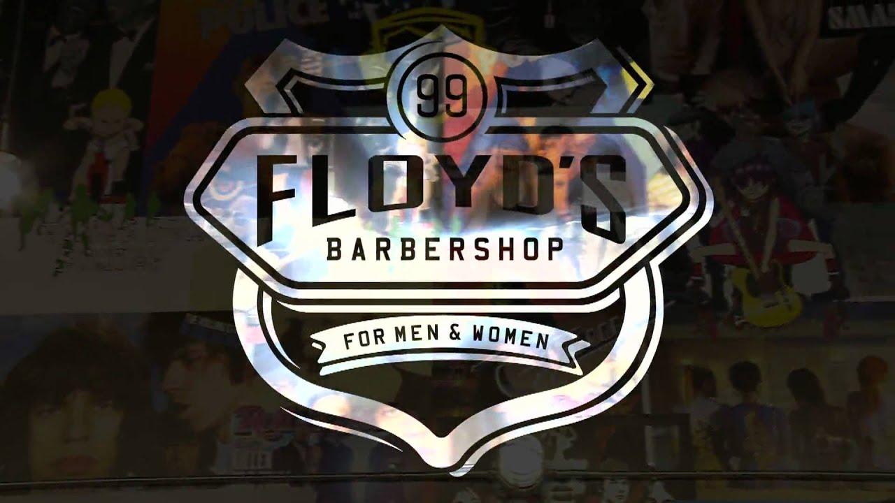 Floyds 99 Barbershop Commerical