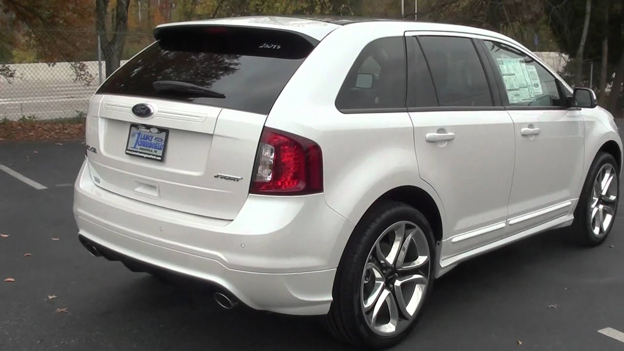 For Sale New 2012 Ford Edge Sport Stk 20293 Www Lcford