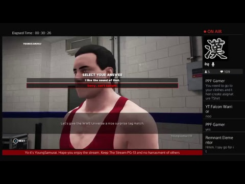 Download WWE 2K18MyPlayer Episode 1 : Better Late Than Never