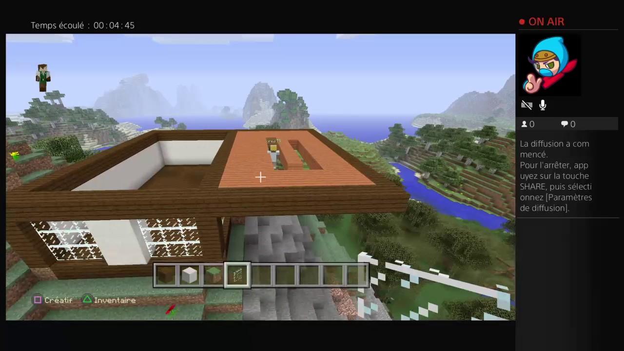 Construction d 39 une ville minecraft youtube - Video de minecraft construction d une ville ...