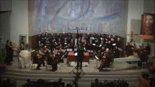 """BWV 248 Oratorio di Natale - Mvt.1 - """"Jauchzet, frohlocket!"""" - Ensemble Magnificat"""