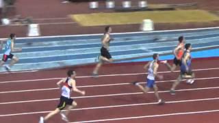 Чемпионат России 2016. Бег 60 метров с барьерами. Второй полуфинал