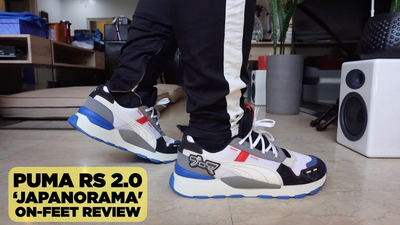 Puma RS 2.0 'JAPANORAMA' On-Feet Review! Best PUMA of 2020?
