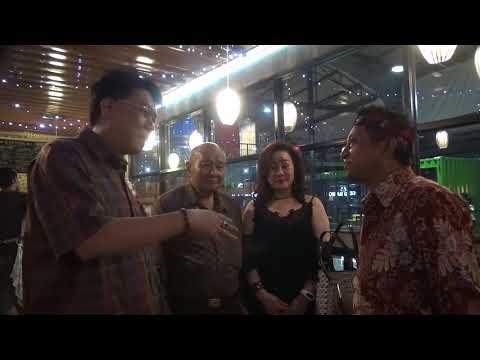Cafe Queserra Di Geldboom Surabaya