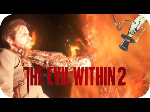 The Evil Within 2 #9 - Medieval Torture Dungeon