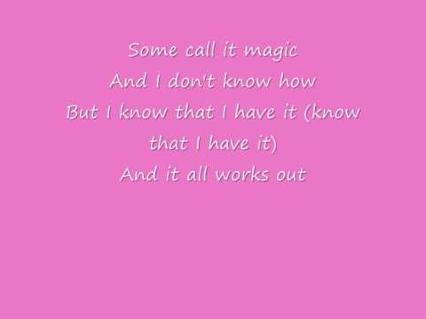 Raven Symone - Some call it Magic [ with lyrics ]