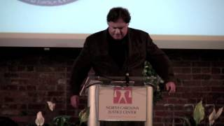 Gene Nichol speaks at The 14th Annual Defenders of Justice Awards
