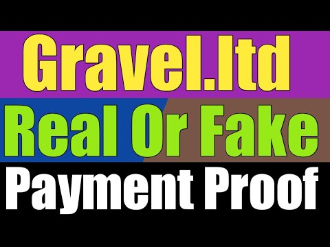 Gravel.ltd Payment Proof Without Invest | New Crypto Mining Website 2021 | Bitcoin Mining Website
