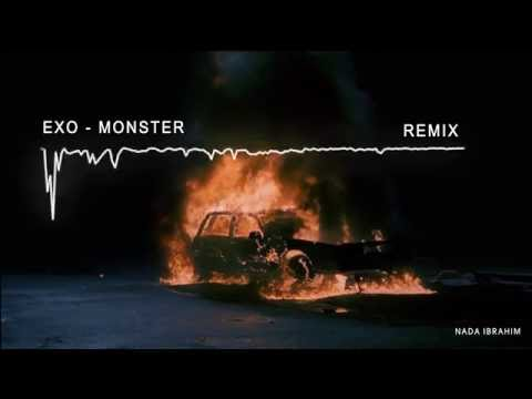 EXO (엑소) - Monster [Dark Remix]