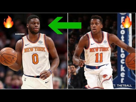 Breaking Down How Emmanuel Mudiay Fits With the New York Knicks | Starting With Frank Ntilikina!