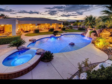 SOLD  |The Boulder Bluff Estate  At 1510 Mendota Dr., Boulder City, Nevada 89005