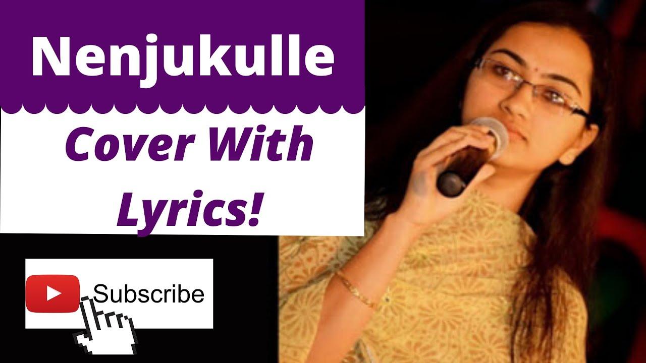 Nenjukulle Cover With Lyrics By Kavya Vadlamani Youtube