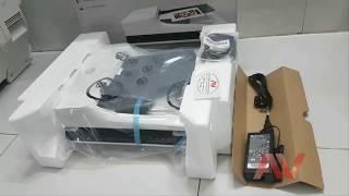 Hướng dẫn cài đặt máy HP ScanJet Pro 2500 f1 (L2747A) Flatbed Scanner trên windows 10 64 bit