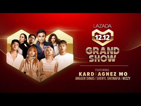 Lazada 12.12 Grand Show