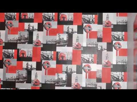 LONDON: La chambre LONDON de Xana .....