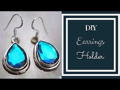 ♥diy-jewlry-organizer:-diy-earring-holder-easy-♥-tutorial-|-diy-|-splendid-diy