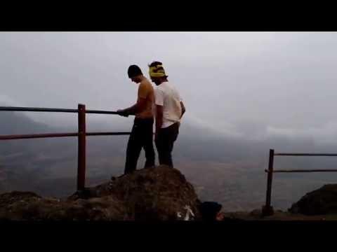 View from Kalsubai Peak