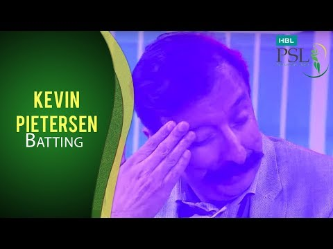 PSL 2017 Match 11: Kevin Pietersen four 6s off Mohammad Irfan jr