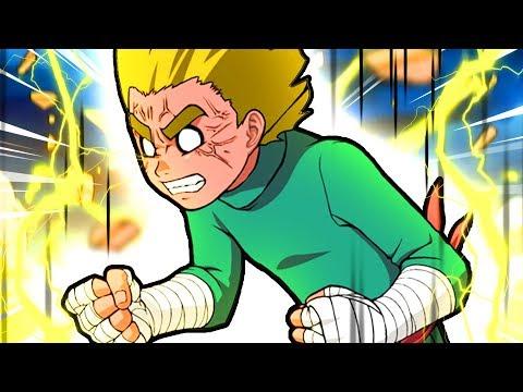 Super Saiyan Ninja Squad! Naruto Ninja League
