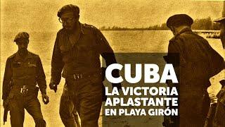 """Cuba Playa Giron Razones de una Victoria. Capítulo 1. """"Resistir a pie firme"""""""