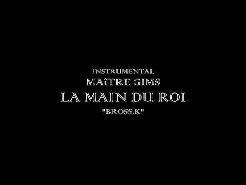 BROSS.K |  Maître Gims  - La main du roi [INSTRUMENTAL](by.Bross.K)
