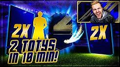 FIFA 18: 2 TOTY´s im PACK OPENING 🔥🔥 Spontane Eskalation 😱