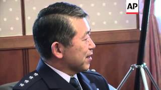 US Joint Chief of Staff Chairman meets Japanese counterpart, joint briefing